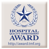 Hospital Award Program button.